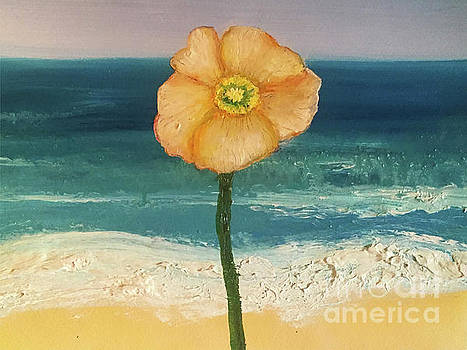 Beach Flora by Shelley Myers