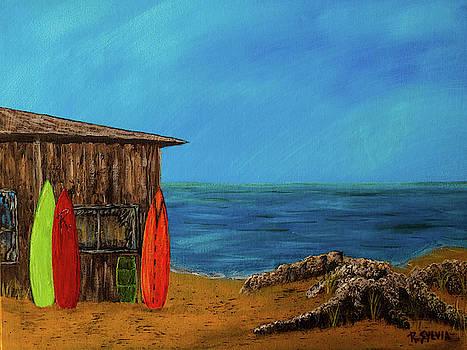 Beach House by Randy Sylvia