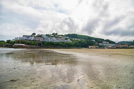 Beach Reflection by Martin Newman