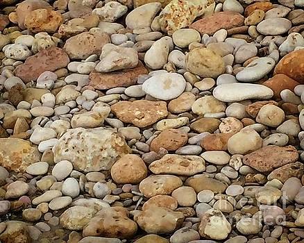 Dee Flouton - Beach Stones Binigaus