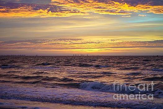Beach Sunrise by Susan Rydberg