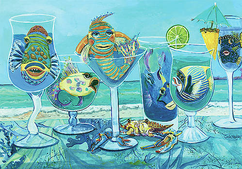 Beachside Blues by Linda Kegley