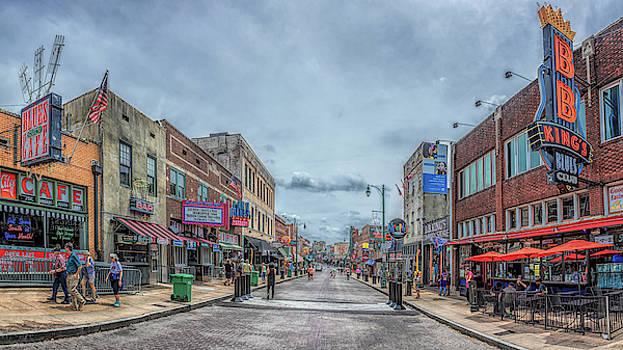 Susan Rissi Tregoning - Beale Street Panorama