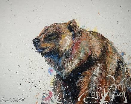 BEAR 2 of 4 by Amanda Hukill