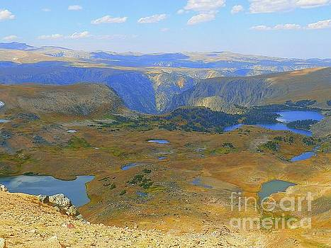 Beartooth Highway Route 212 by Art Sandi