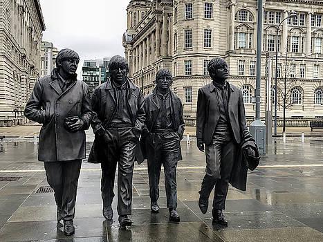 Beatles Band Tribute - Liverpool by Daniel Hagerman