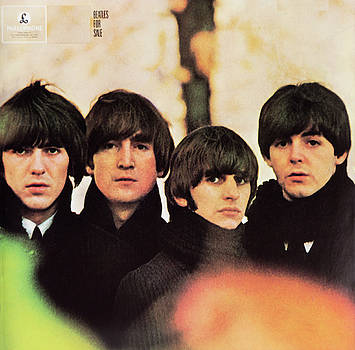 Beatles For Sale by Robert VanDerWal