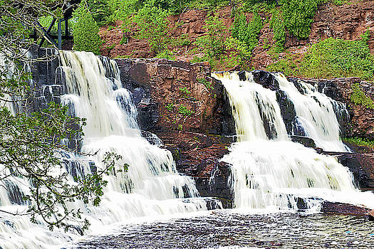 Susan Burger - Beautiful Gooseberry Falls