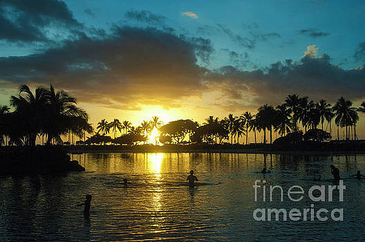 Beautiful Hawaii by Micah May