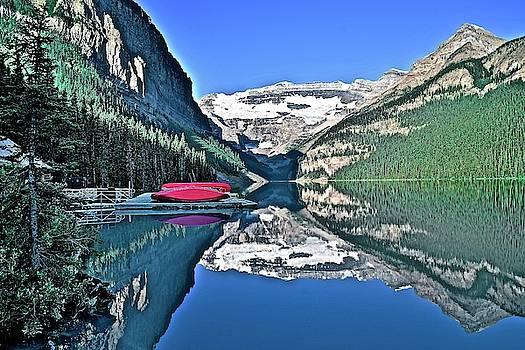 Frozen in Time Fine Art Photography - Beautiful Lake Louise