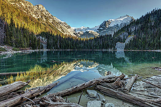 Beautiful Nature of Joffre Lakes by Pierre Leclerc Photography