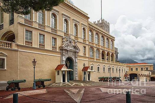Beautiful Princes Palace of Monaco by Wayne Moran