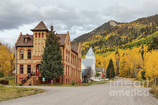 James BO Insogna - Beautiful Small Town Rico Colorado