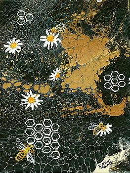 Darice Machel McGuire - Bees And Daisys