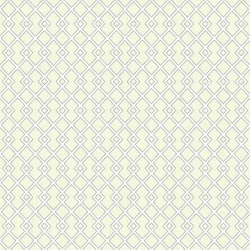 Beige White Diamond Pattern by Ross