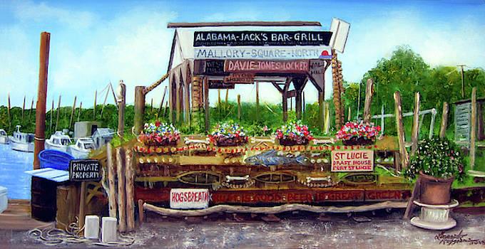 Belford's NJ Alabama Jack Bar Grill by Leonardo Ruggieri