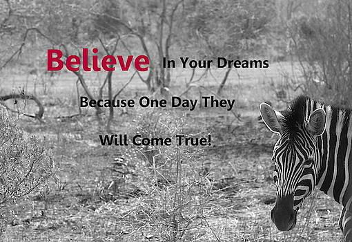 Fiona Kennard - Believe In Your Dreams