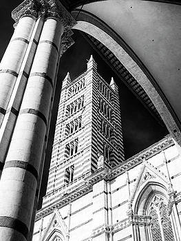 John Rizzuto - Bell Tower of the Siena Cathedral