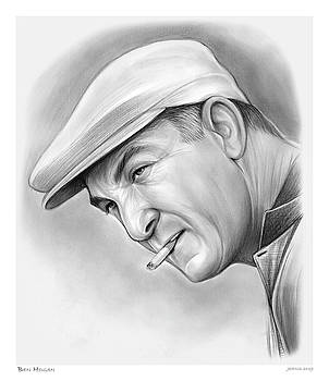 Ben Hogan by Greg Joens