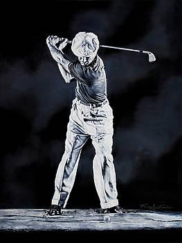 Ben Hogan Swing 1 by Hanne Lore Koehler