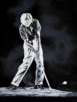 Ben Hogan Swing 3 by Hanne Lore Koehler