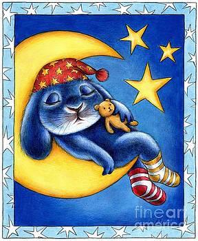 Christine Karron - Benny Blue Moon and Stars