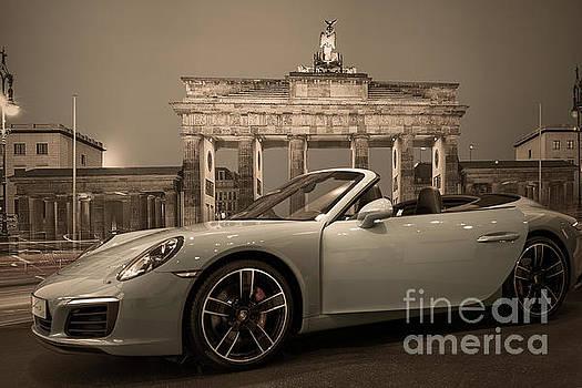 Berlin - Porsche Car by Stefano Senise