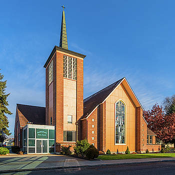 Bethlehem Slavic Church by David Sams