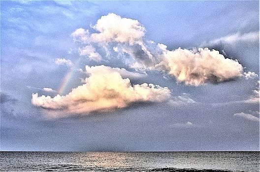 Between Clouds by Kim Bemis