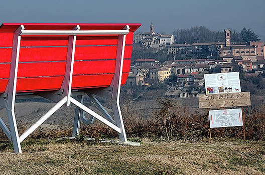 Big bench 1 by Guido Strambio