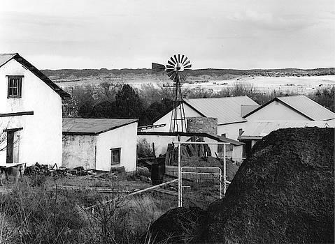 Big Bend Windmill by Warren Gale