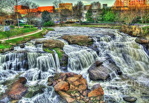Reid Callaway - Big Brother Reedy River Falls Park Greenville South Carolina Art