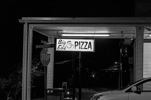 Sharon Popek - Big Eds Pizza Sign