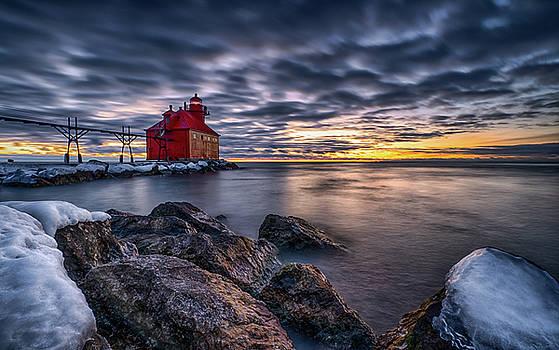Big Red by Brad Bellisle