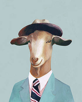 Billy Goat by Animal Crew