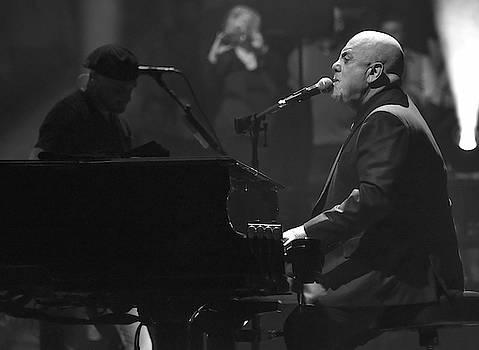 Billy Joel by Alan Goldberg