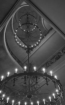 Biltmore House Stairs by Pat Turner