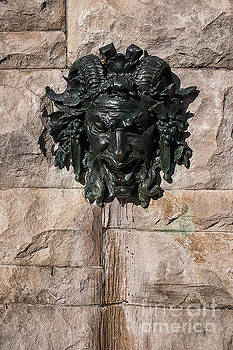 Dale Powell - Biltmore Satyr Fountain