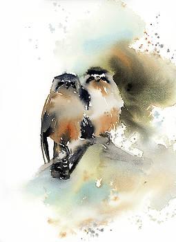 Bird Buds by Sophia Rodionov