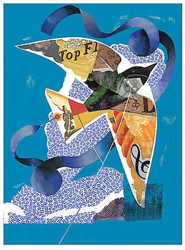 Bird Kite by William Burgard