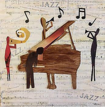 Mary Chris Hines - Birdland Jazz