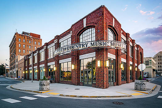 Birthplace of Country Music Museum by Greg Booher