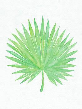 Bismarckia Palm Frond by Armando Elizondo