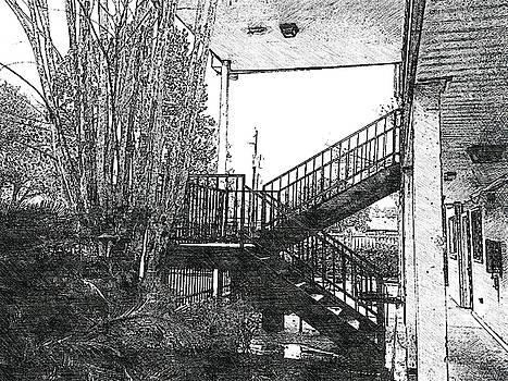 Staircase 567 by Lan Kwon