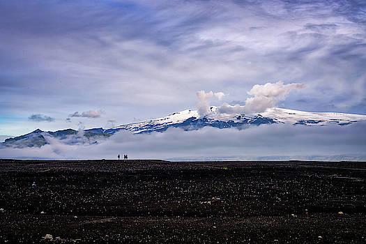 Black Beach Mountain by John Wilkinson