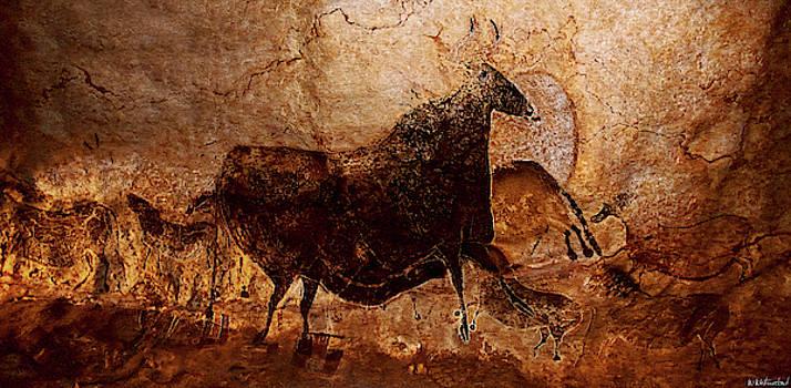 Weston Westmoreland - Black Cow And Horses Long