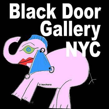 Black Door Gallery by Yonko Kuchera