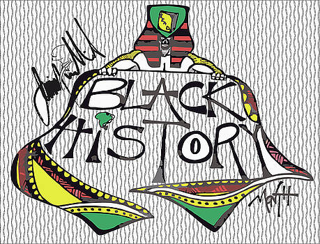 Black History Month by Jimmy Williams