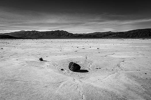 Black Rock by Peter Tellone