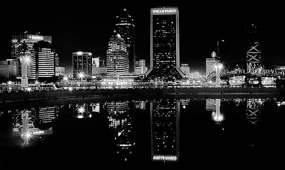 Frozen in Time Fine Art Photography - Blackest Night in Jacksonville